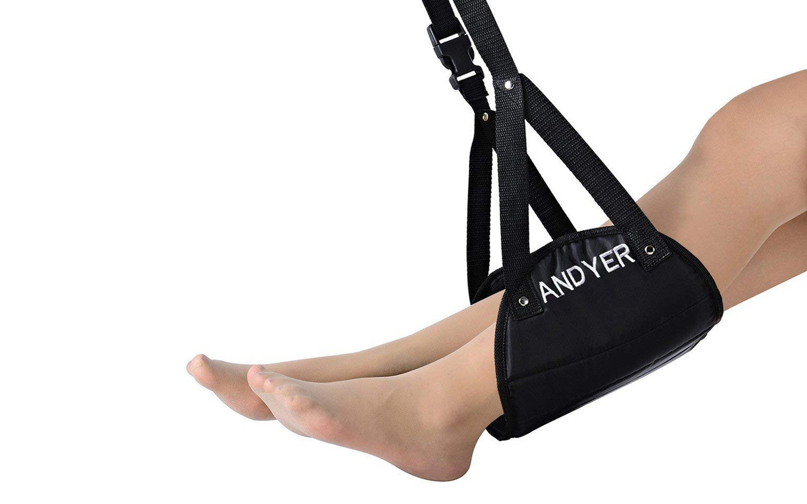16. Andyer Portable Travel Footrest