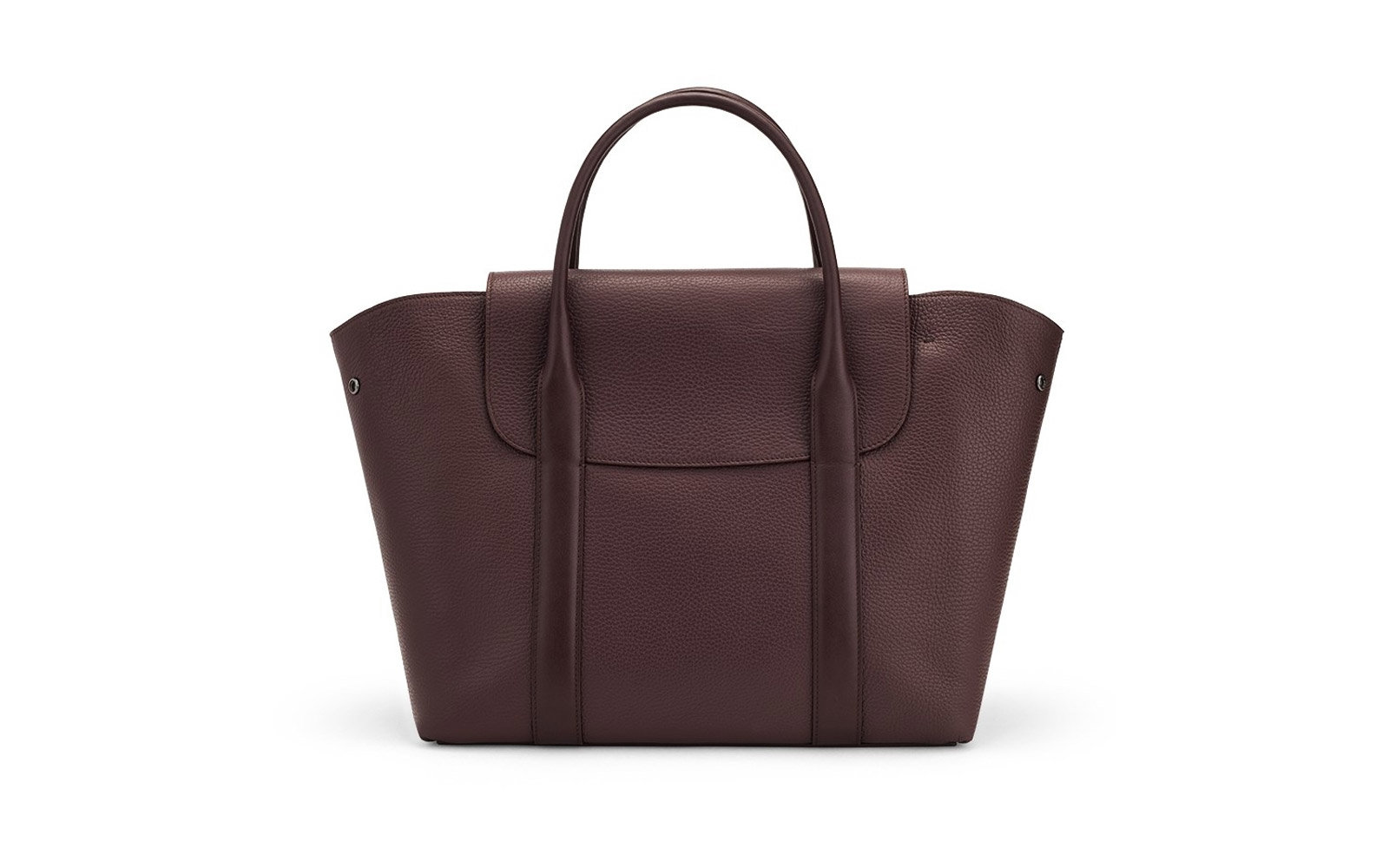 cuyana leather laptop bag