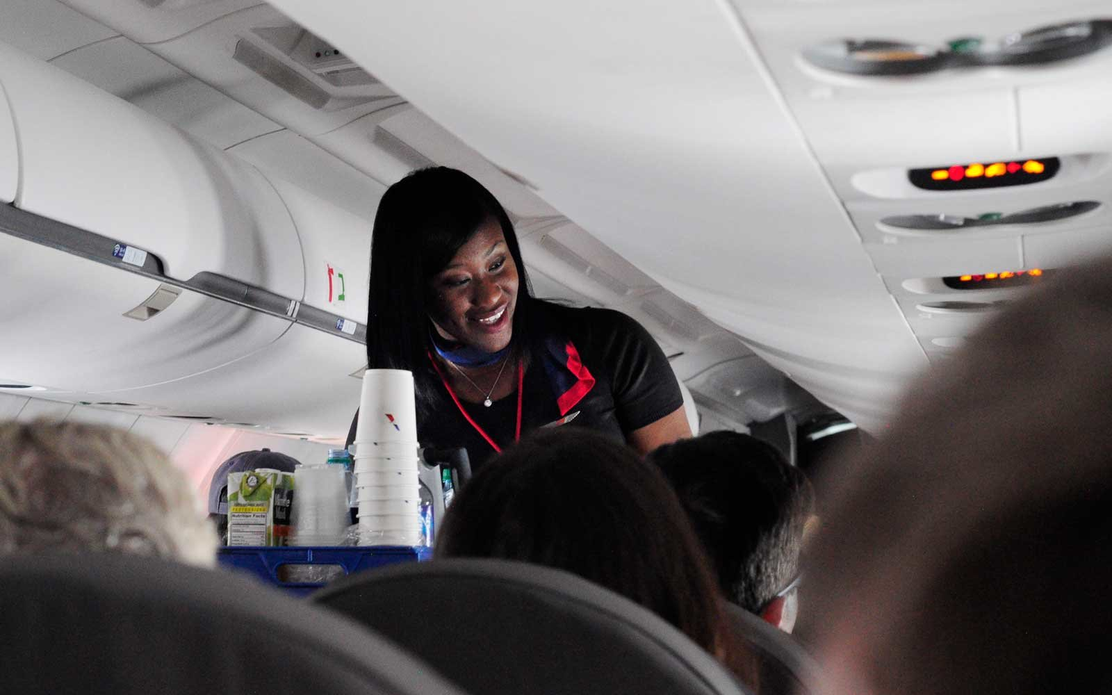 How To Become A Flight Attendant Travel Leisure