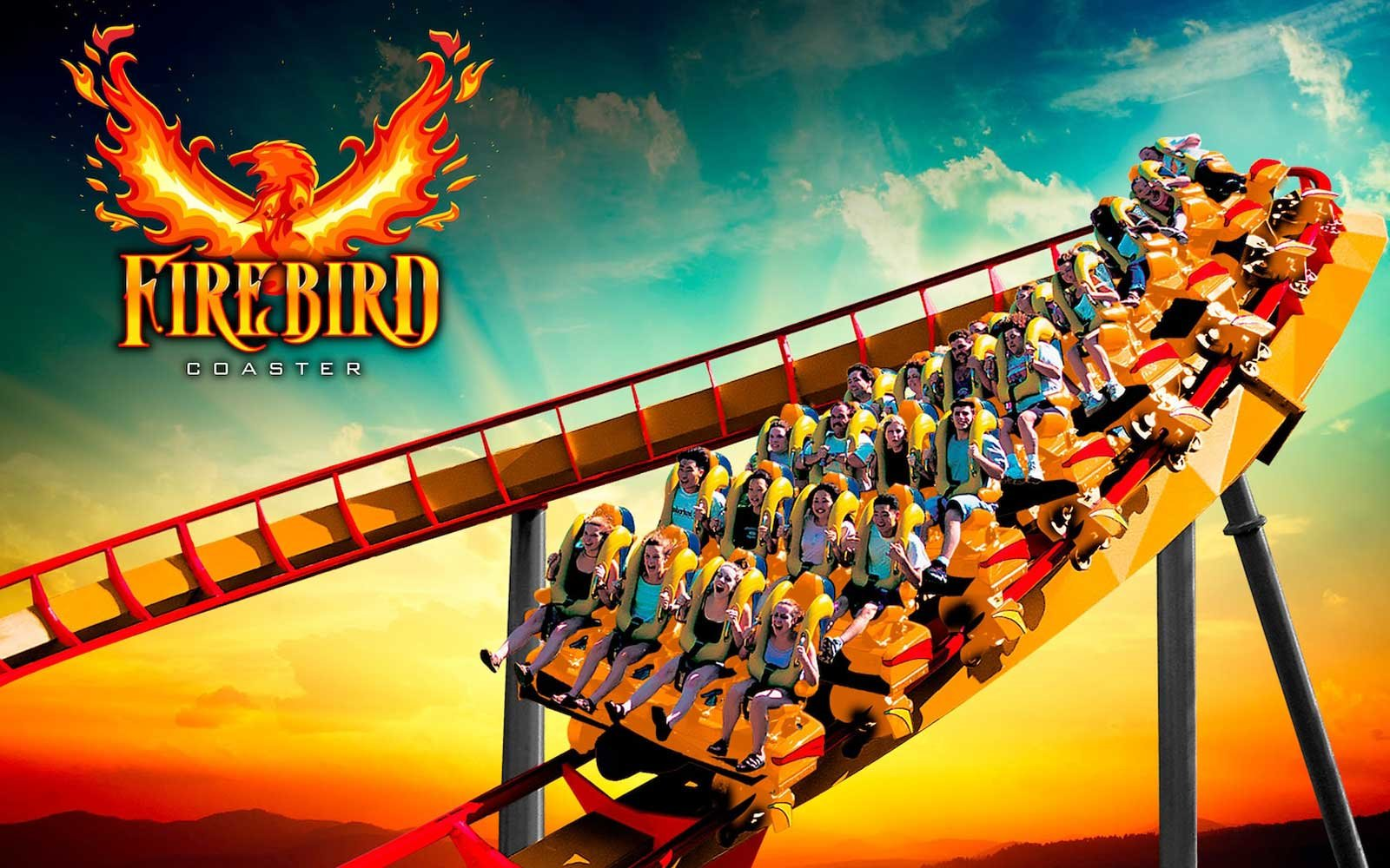 Firebird Coaster coming to Six Flags America