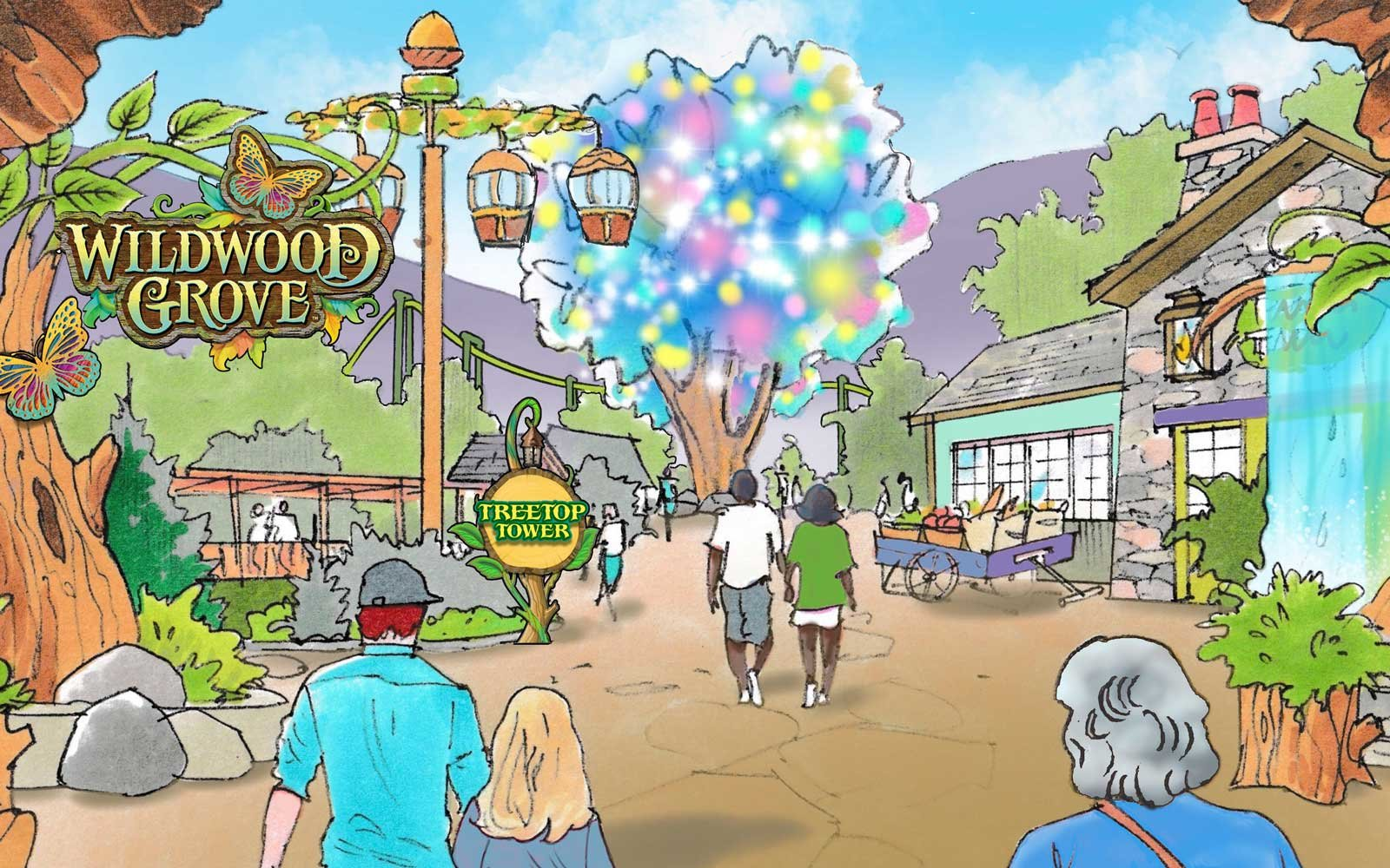 Wildwood Grove coming to Dollywood