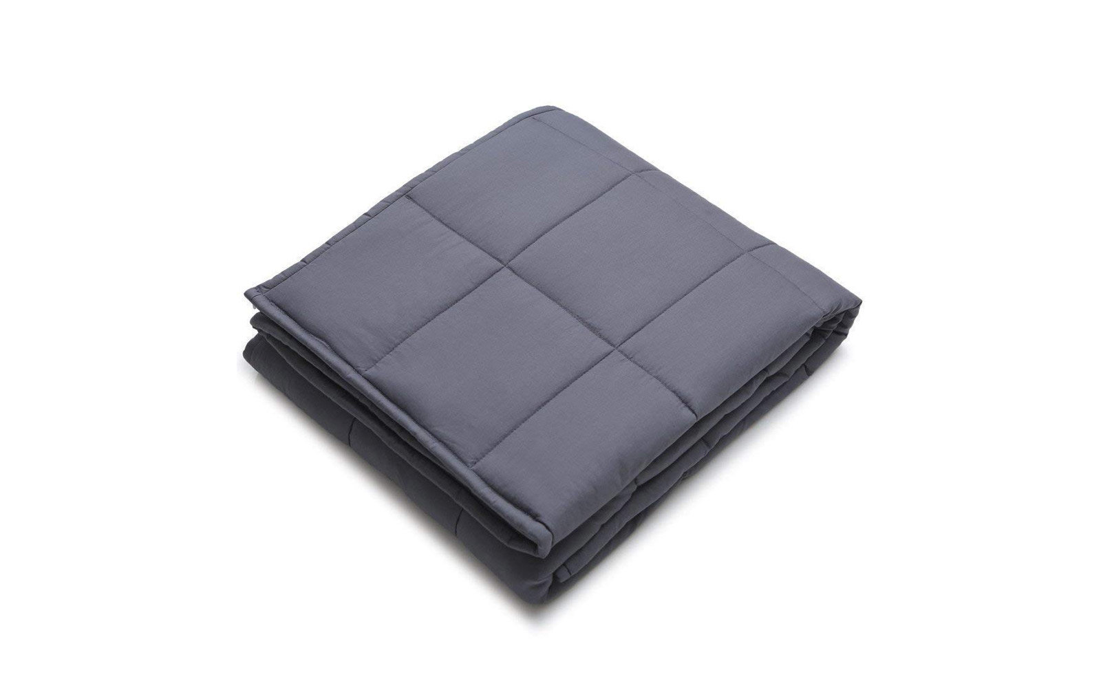 YnM Weighted Blanket 100% Cotton With Glass Beads