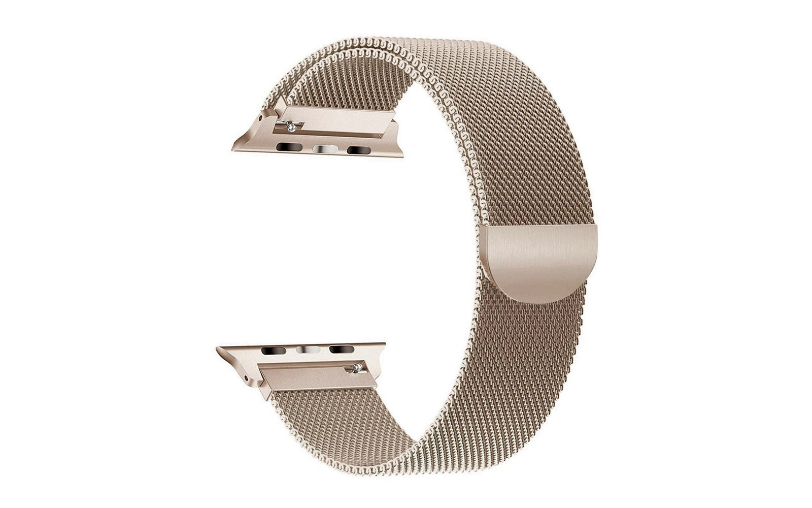 OULEDI Stainless Steel Apple Watch Band