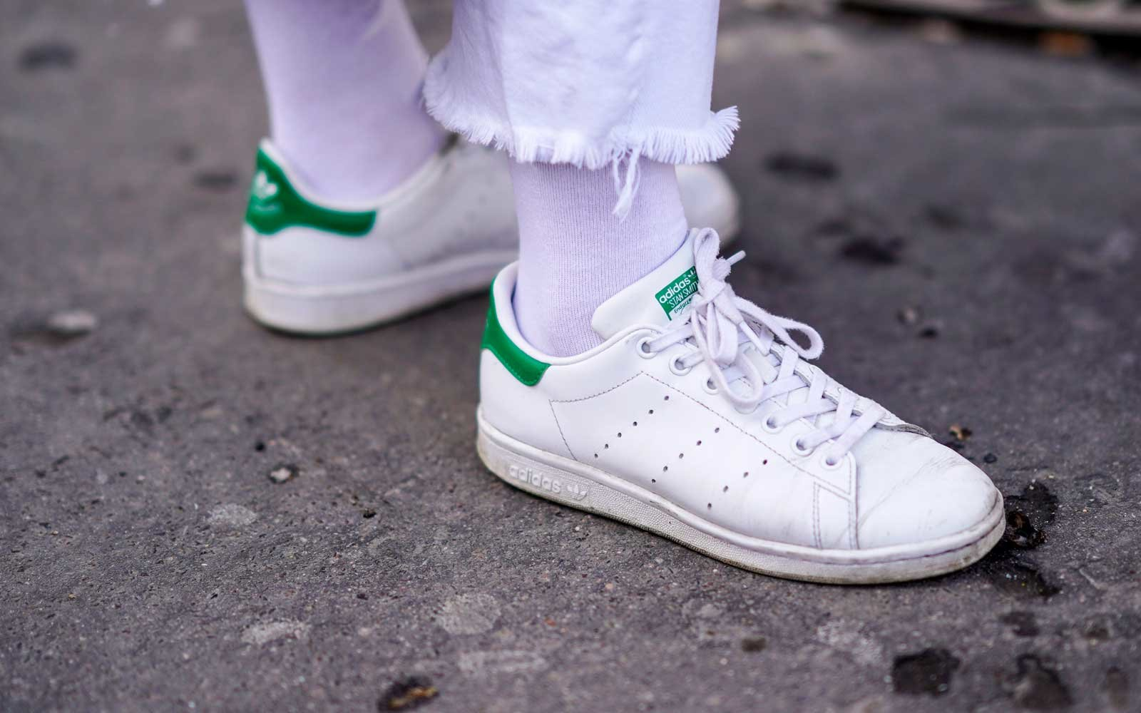 837301c089c The White Sneaker Is the Perfect Travel Shoe — Here Are the Best Pairs for  Women