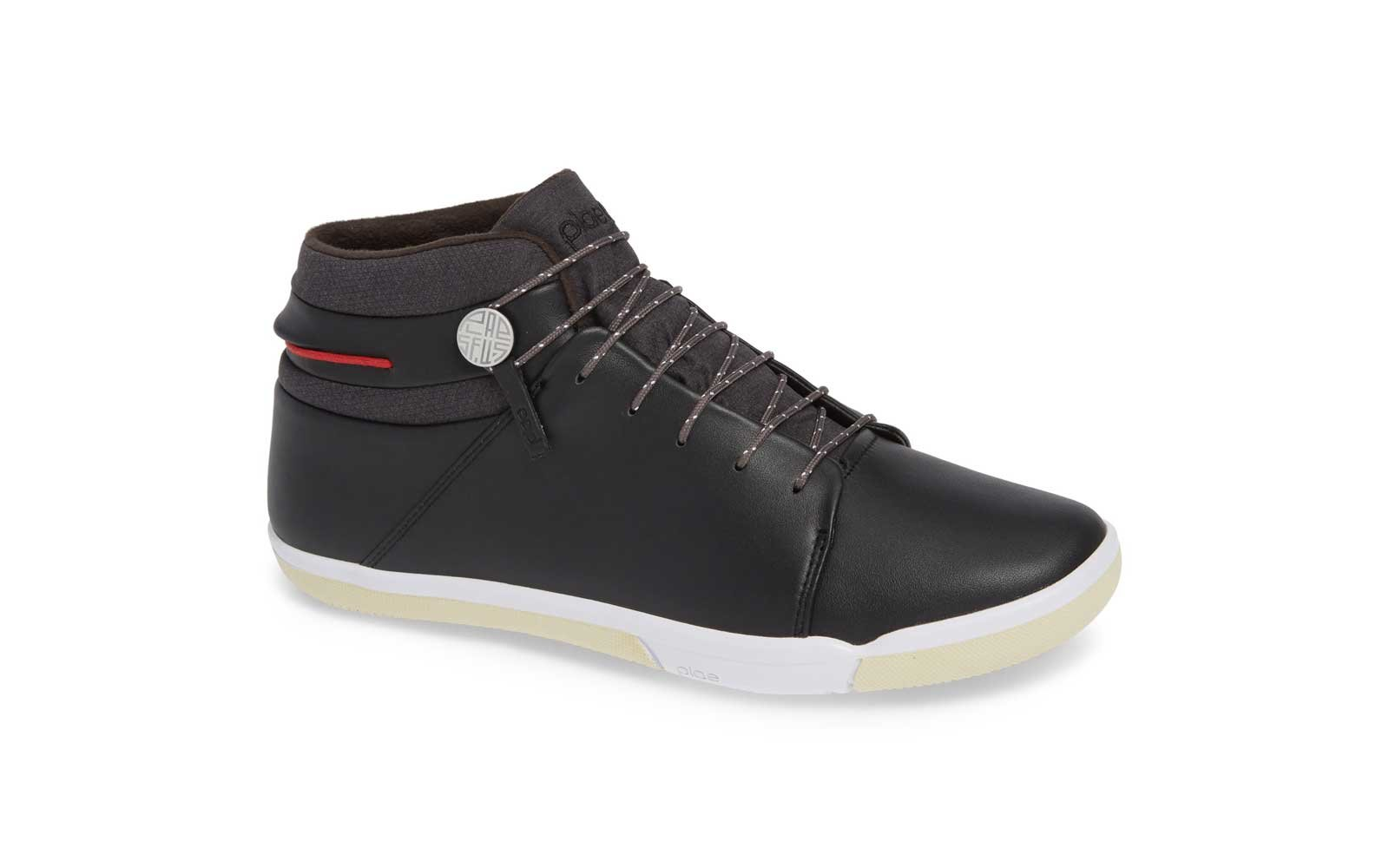 plae waterproof sneakers