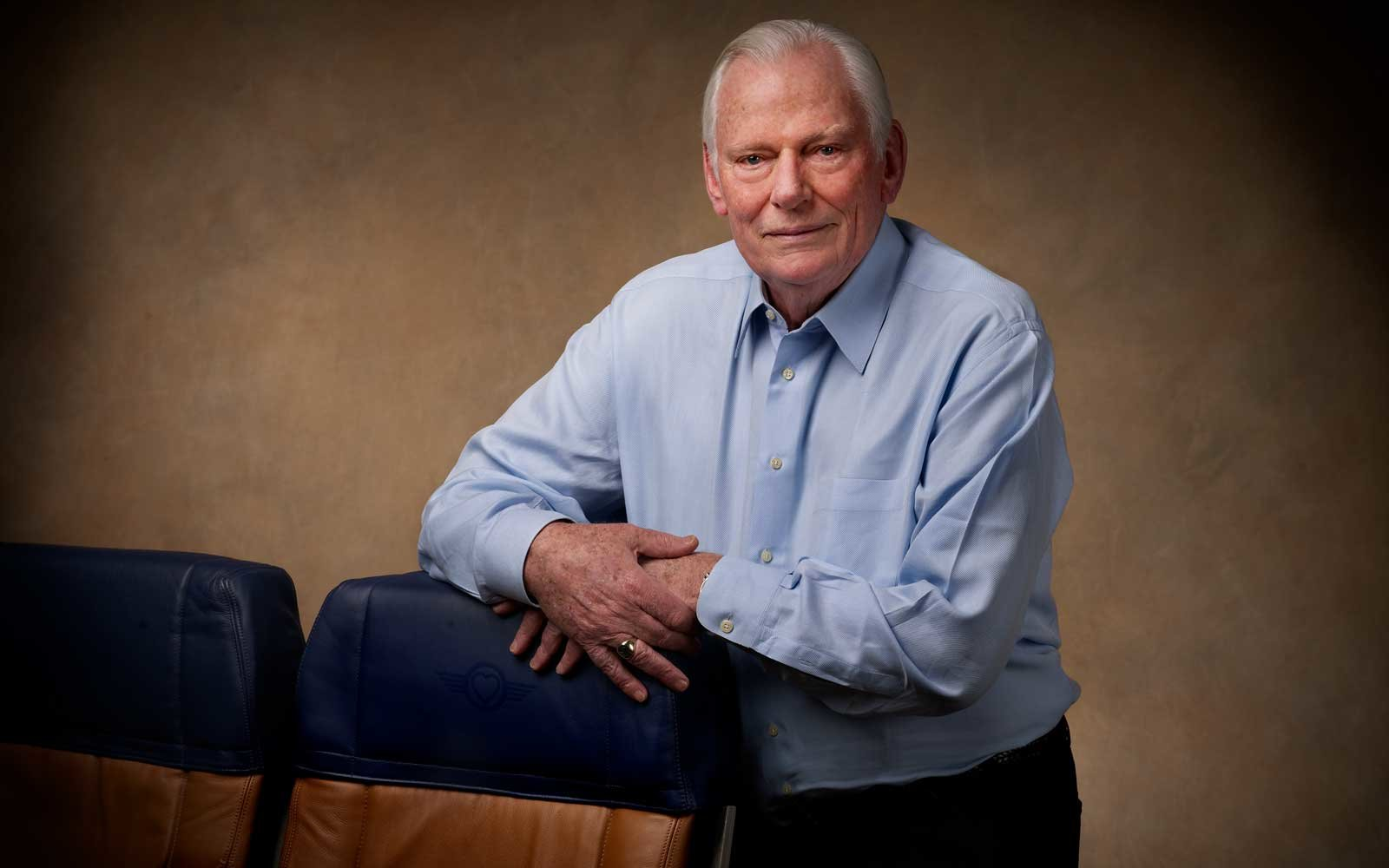 Herb Kelleher, founder of Southwest Airlines