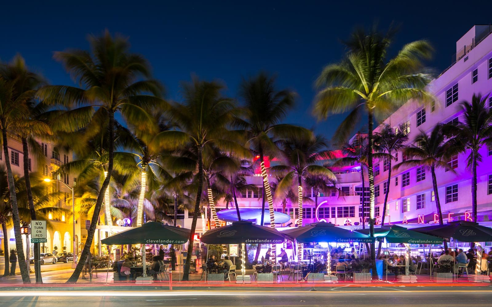 Nightlife, Miami, Florida