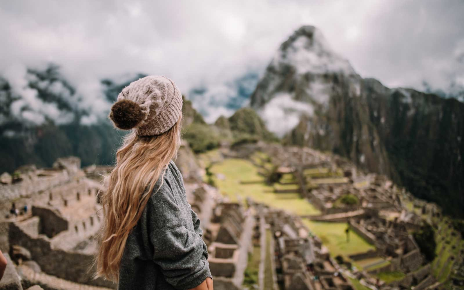 Machu Picchu trip with Intrepid Travel