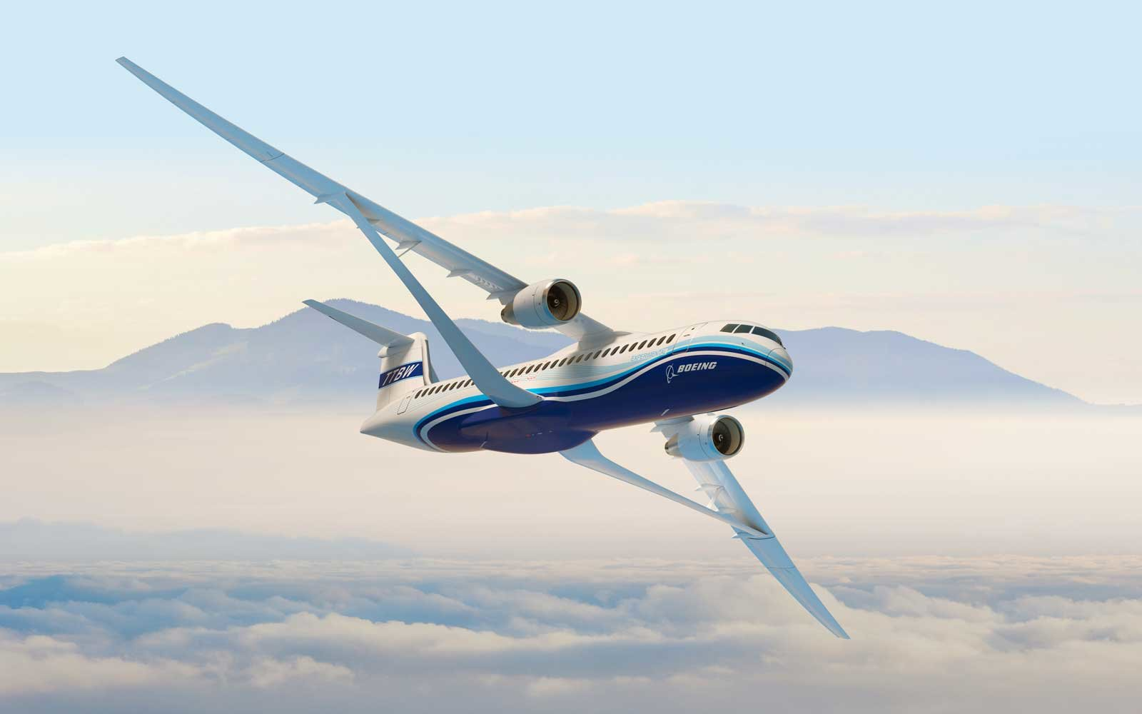Boeing and NASA Are Working on Airplane Wings That Could ...