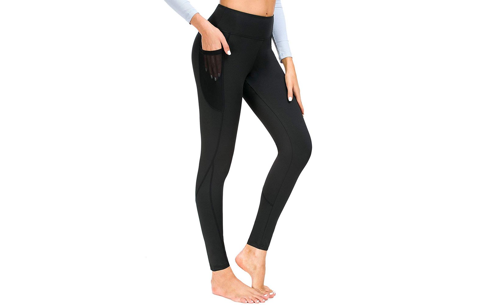 5b8a1fa9250b5 8 Super-comfy Leggings With Pockets Big Enough for Your Phone ...