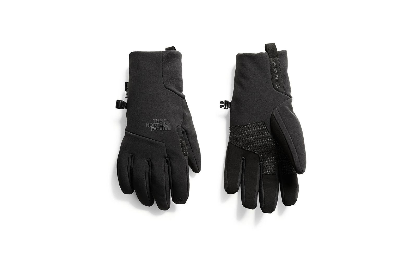 North Face heavy winter apex gloves
