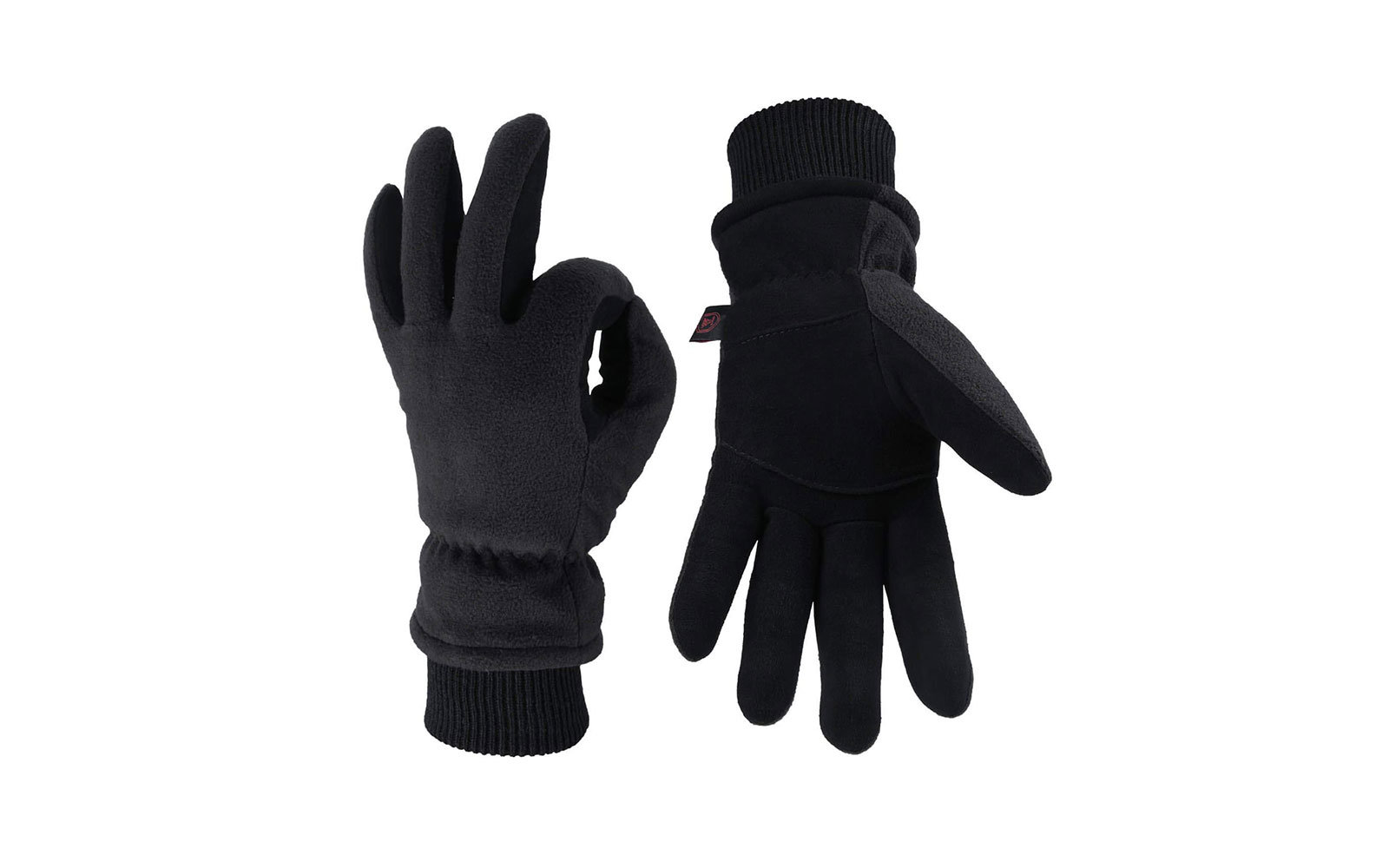 OZero insulated winter gloves