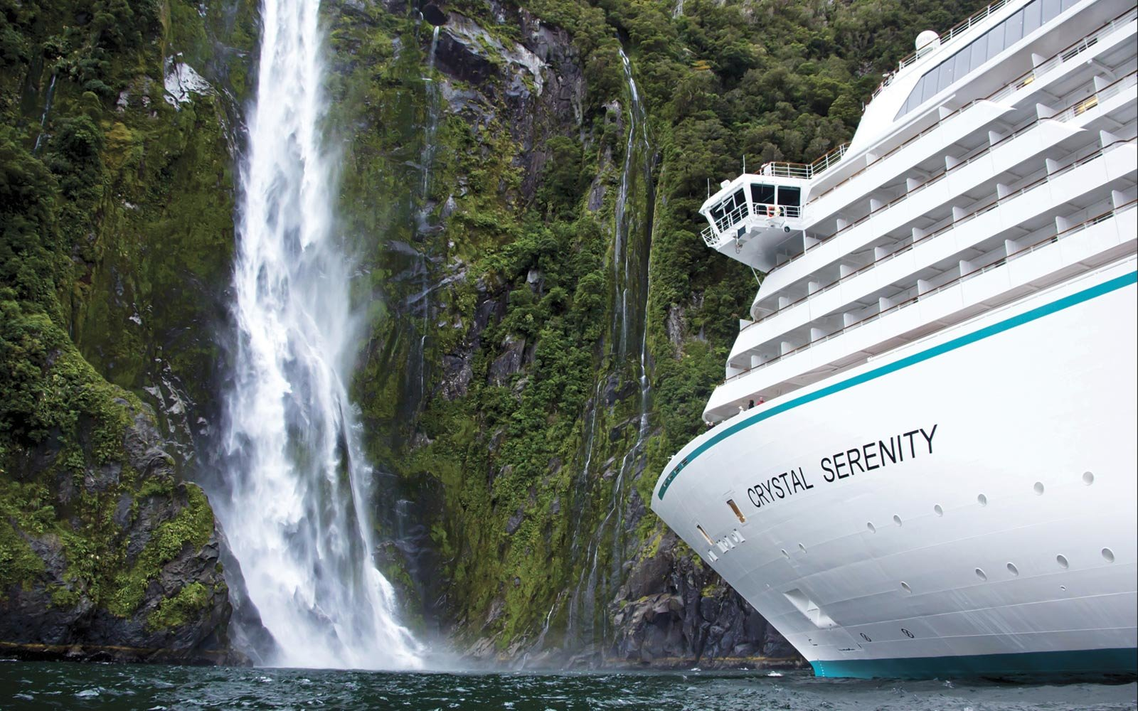 Crystal Cruises: 'Epic Empires and Idyllic Isles'