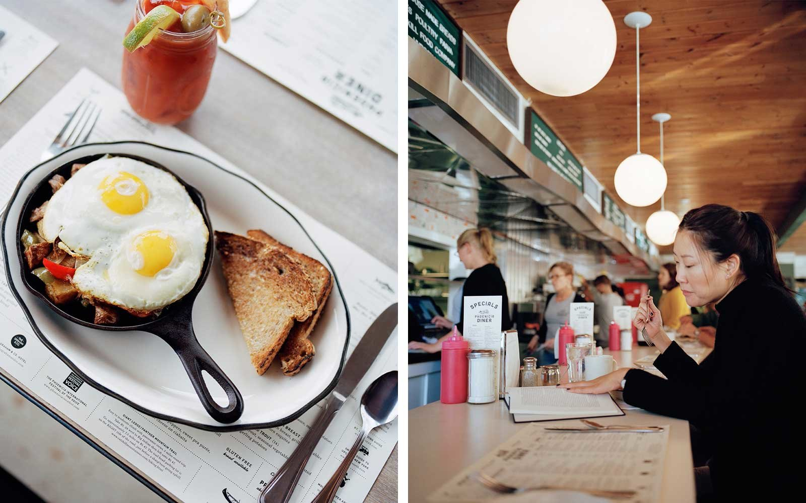 Best Breakfast Restaurants in the U.S.