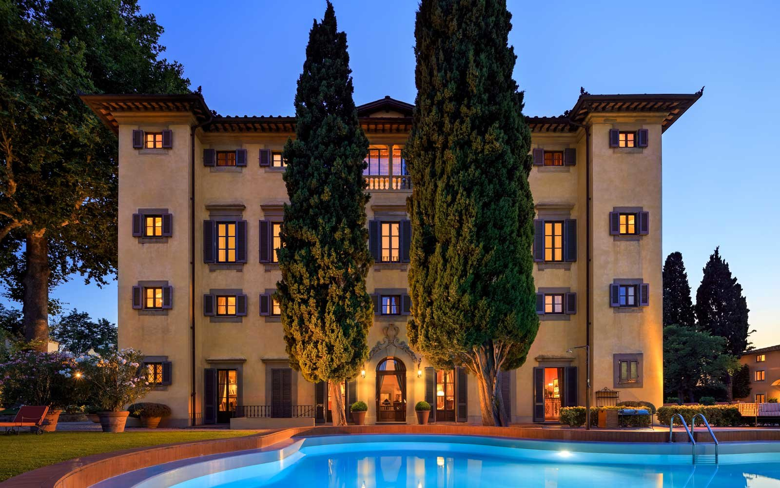 Get 30% off Stays in a Former Medici Villa in Tuscany