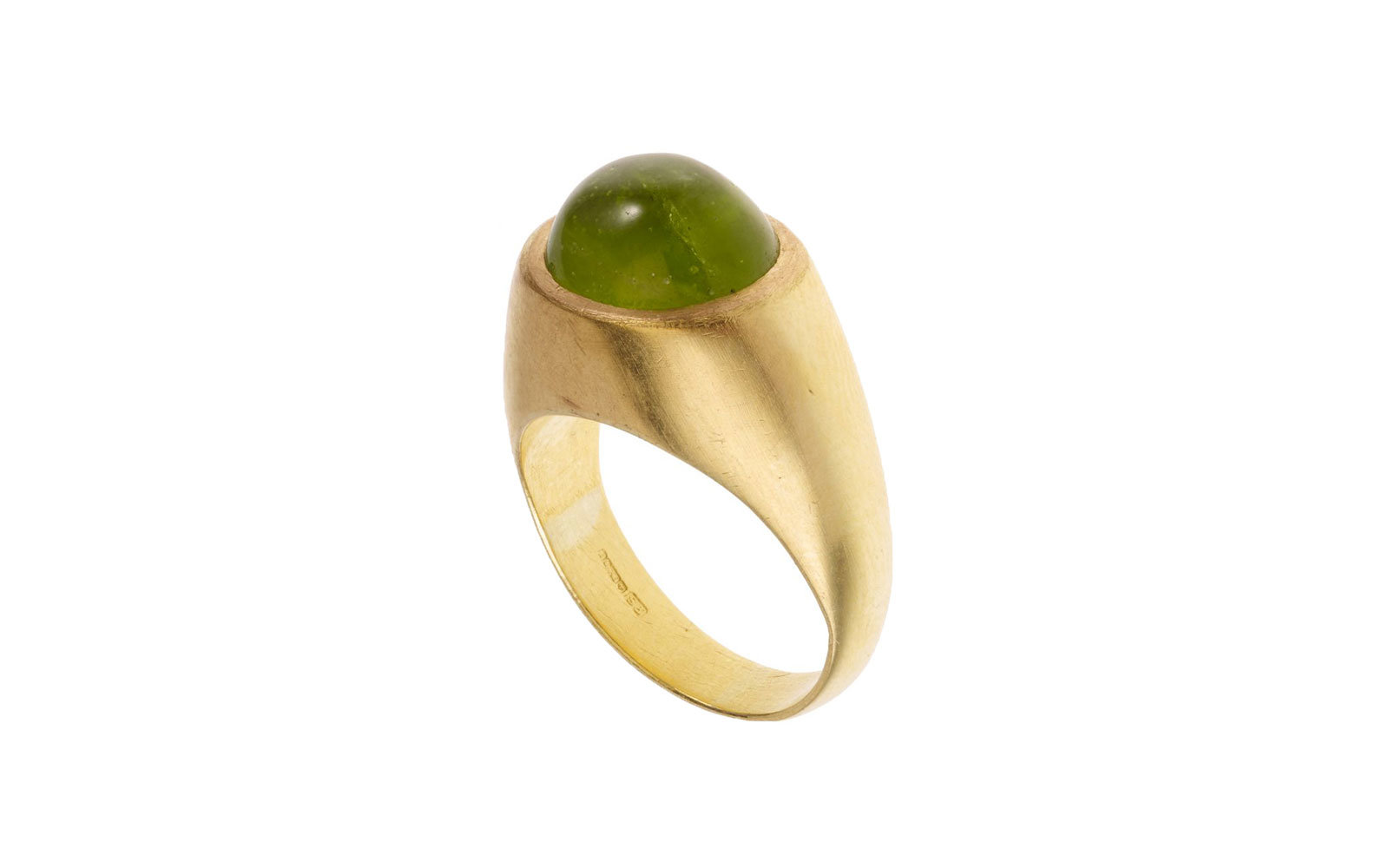 Pippa gold ring