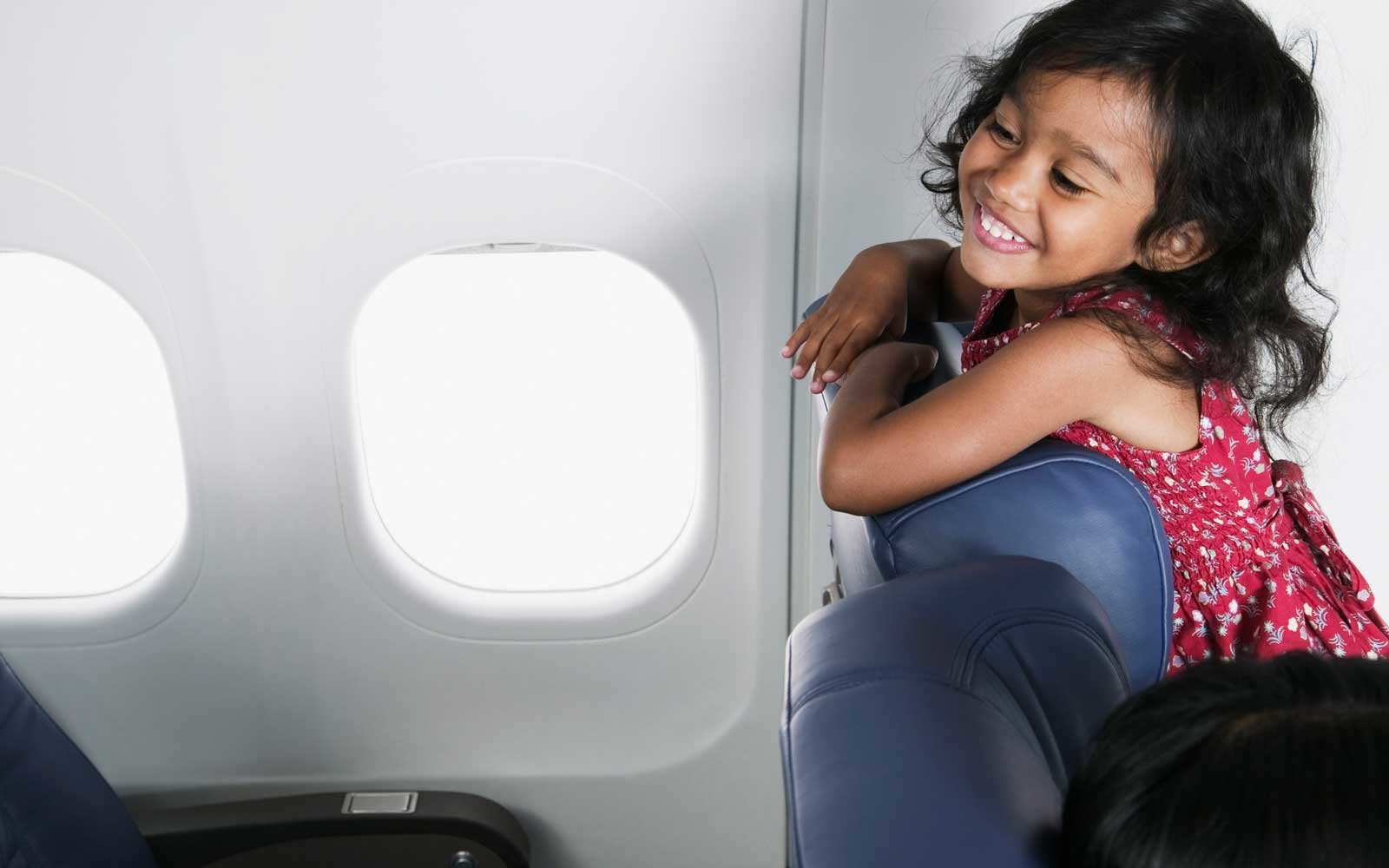 The One Thing That Will Keep Your Kids Occupied on a Plane, According to Traveling Parents
