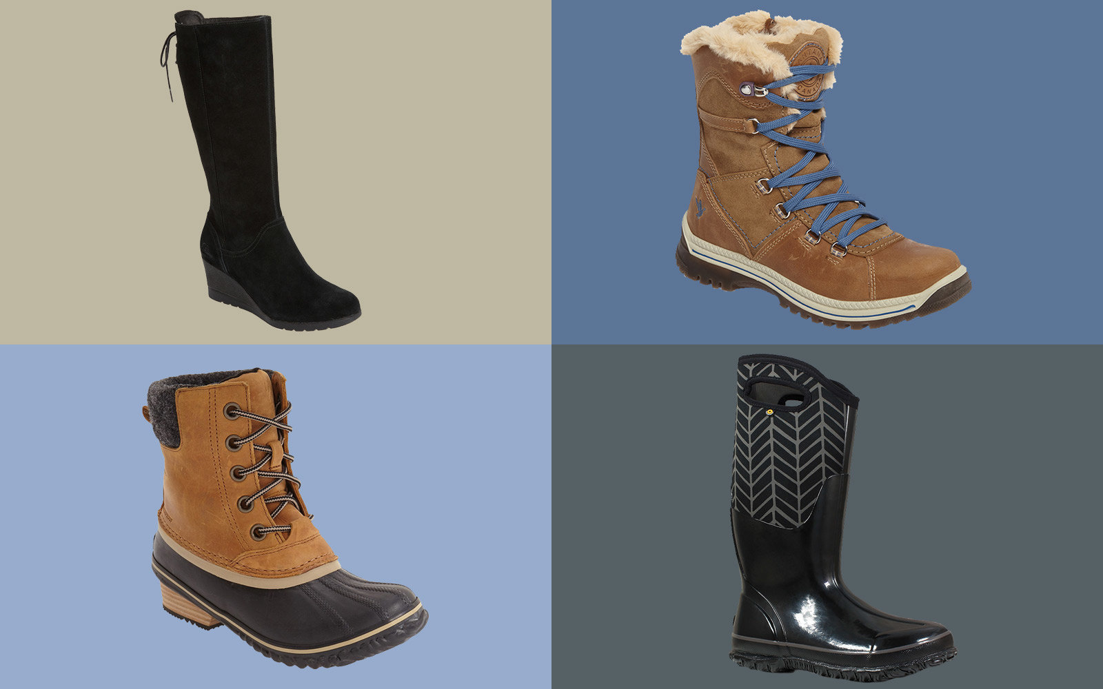 7 Pairs of Snow Boots From Nordstrom That Have Near-perfect Ratings