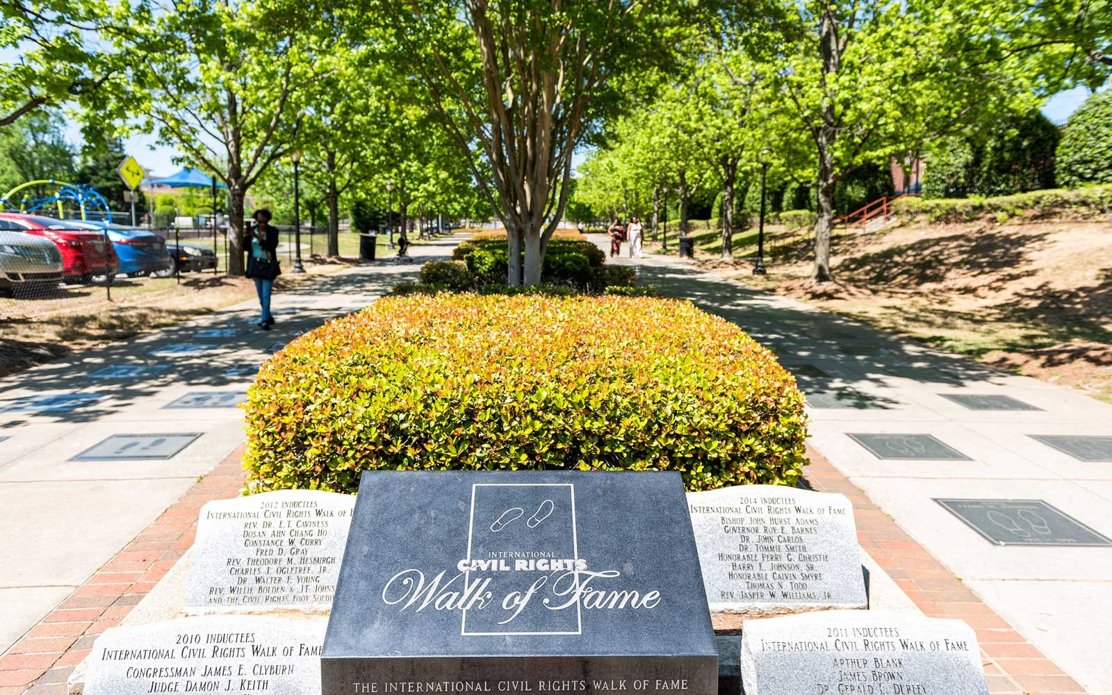 Martin Luther King, Jr. National Park in Atlanta, Georgia