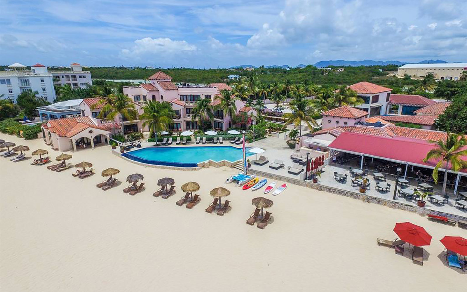 Top Romantic Hotels: Frangipani Beach Resort, Anguilla