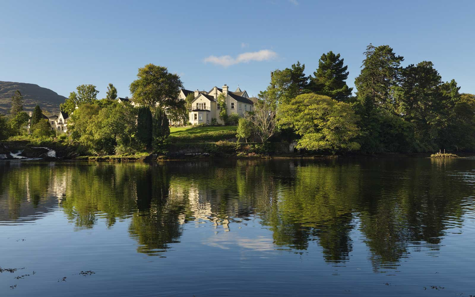 Top Romantic Hotels: Sheen Falls Lodge, Ireland