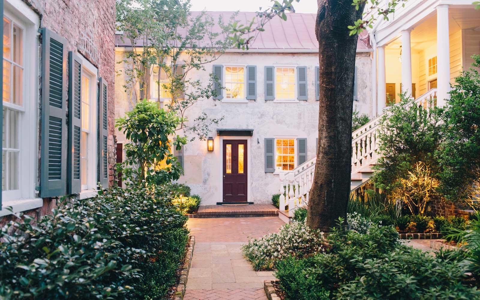 Top Romantic Hotels: Zero George, Charleston