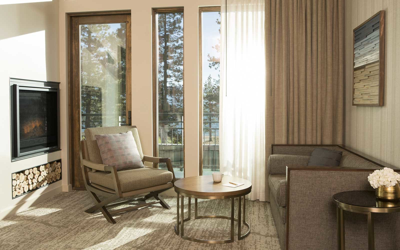 Lodge at Edgewood Tahoe  — Lake Tahoe, California