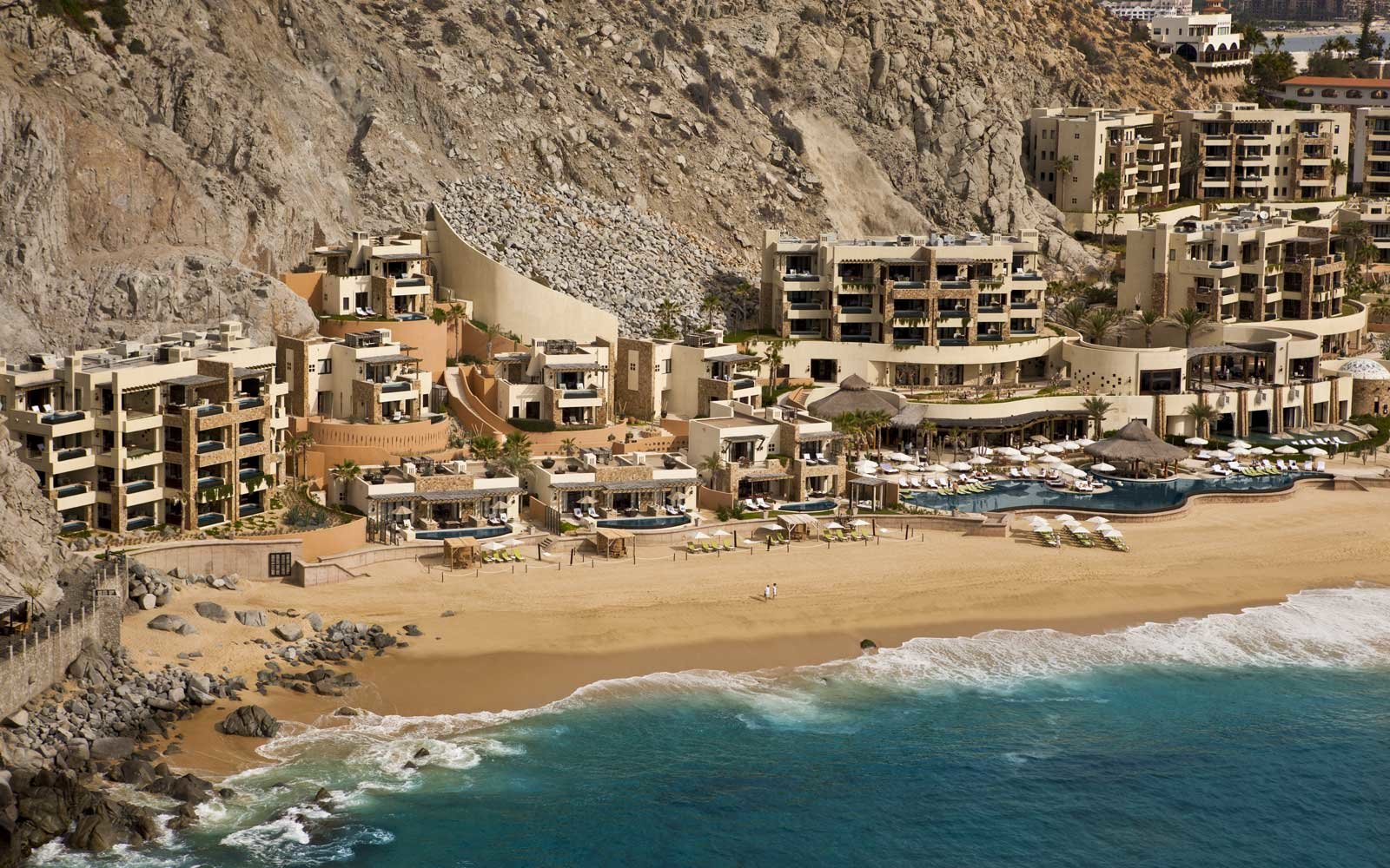 Top Romantic Hotels: Resort at Pedregal, Mexico