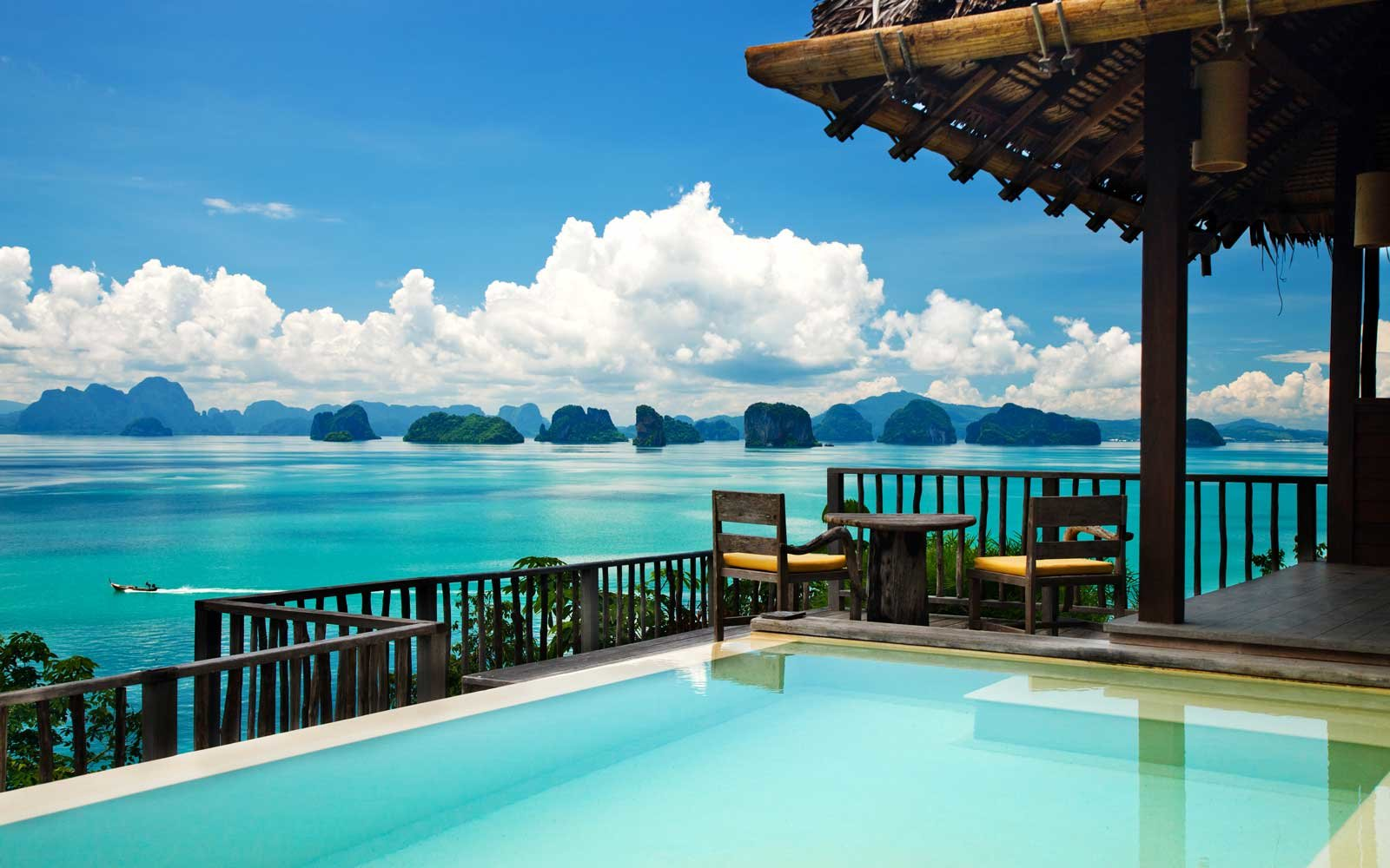 Top Romantic Hotels: Six Senses Yao Noi