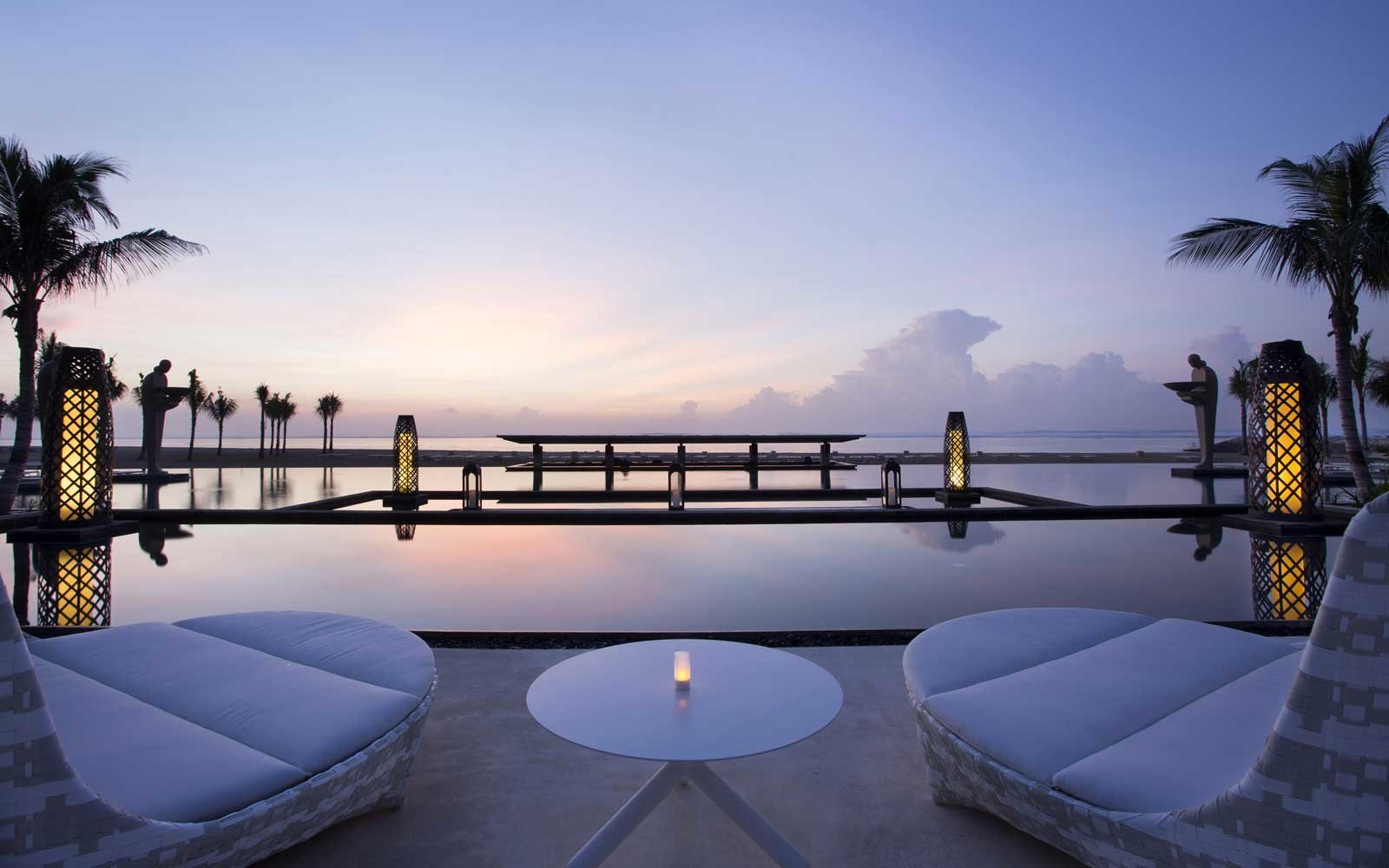 Top Romantic Hotels: Mulia Resort, Bali, Indonesia