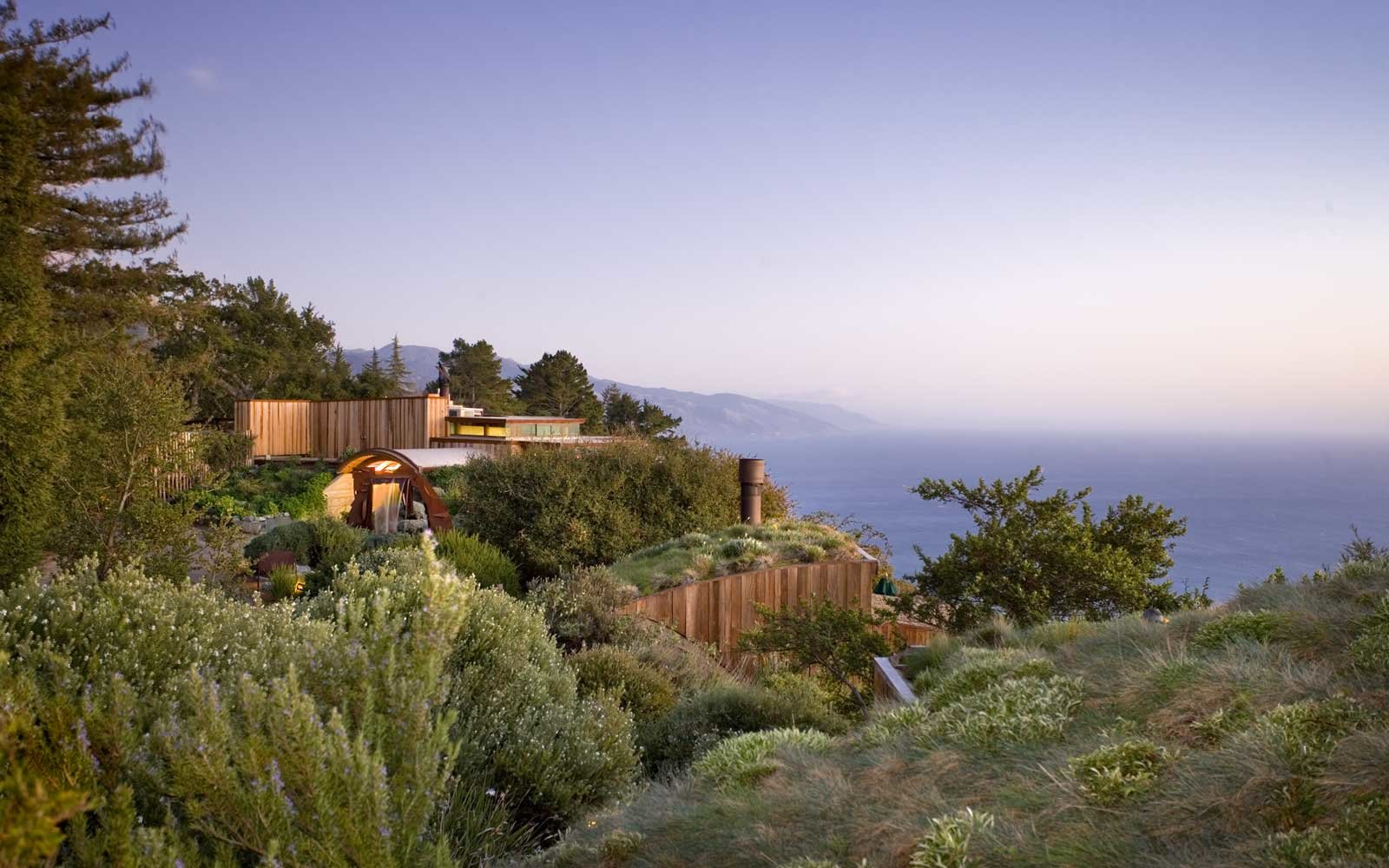 Top Romantic Resorts: Post Ranch Inn, California