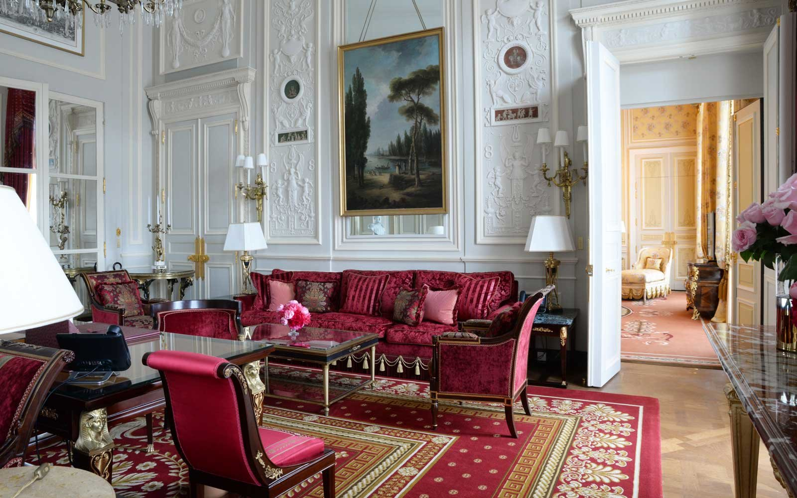 Top Romantic Hotels: Ritz, Paris, France