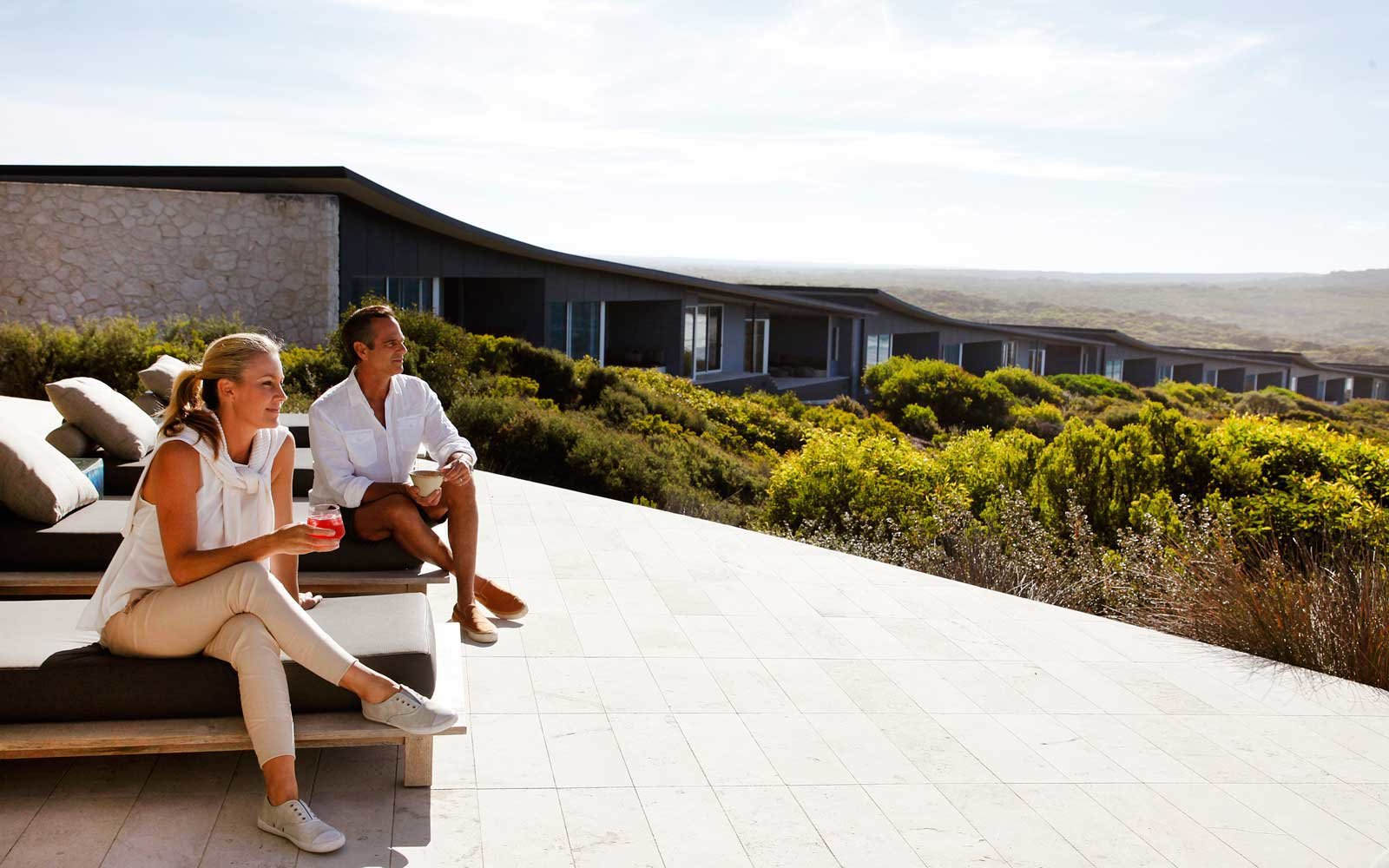 Top Romantic Resorts; Southern Ocean Lodge