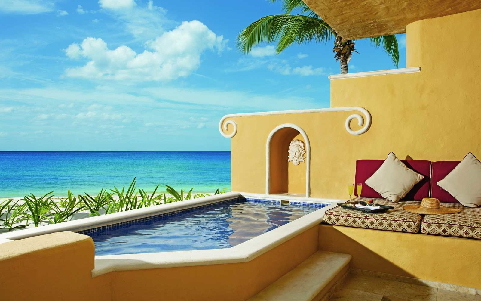 Top Romantic Hotels: Zoetry Paraiso, Mexico
