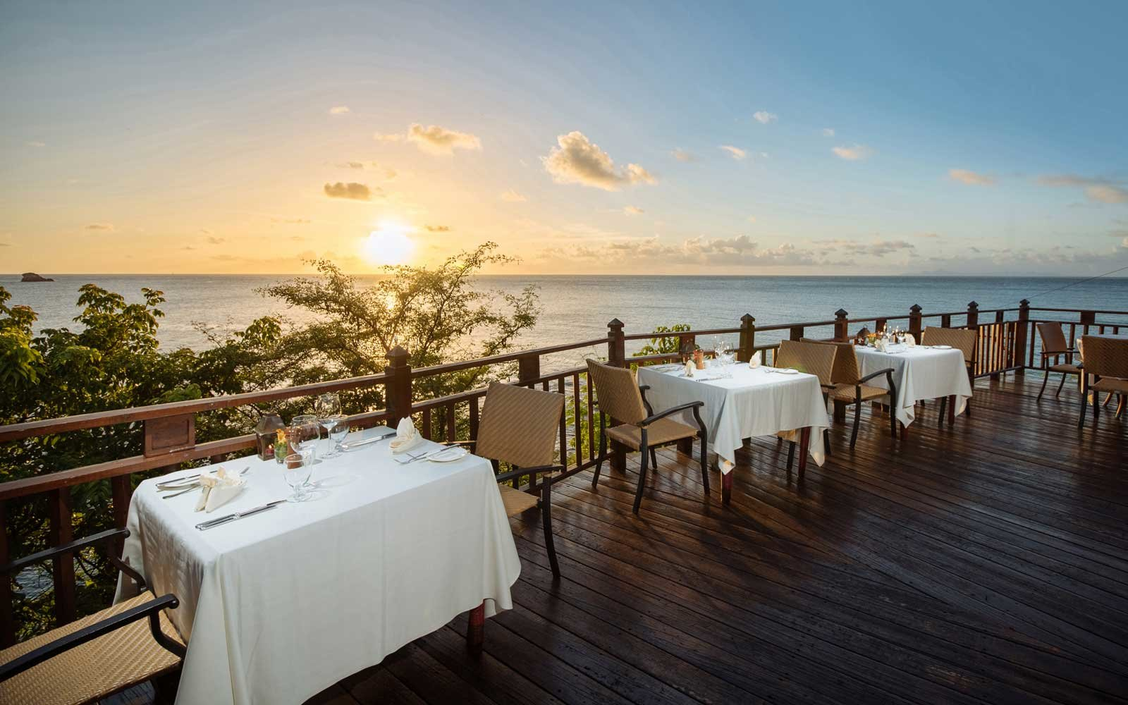 Top Romantic Hotels: Cap Maison, St Lucia