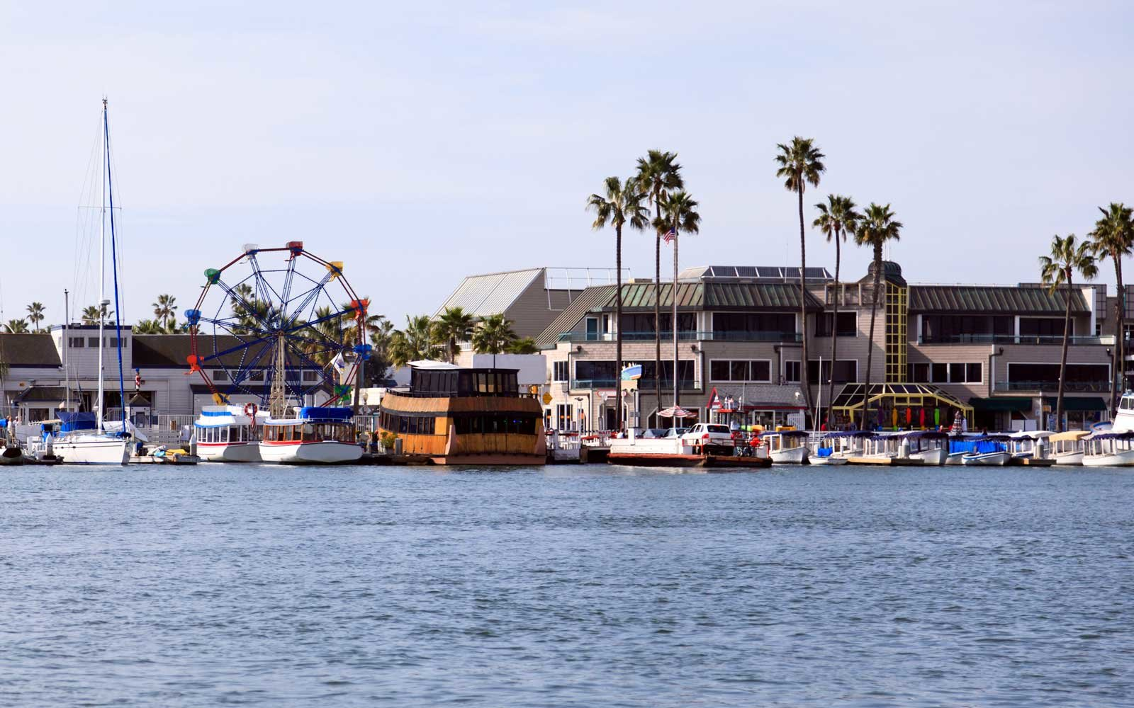 Newport Beach, Balboa Fun Zone