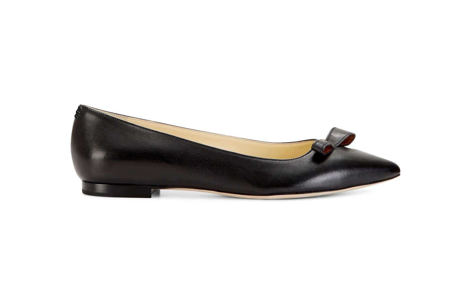The Pointed-toe Flat: Sarah Flint Natalie Flats