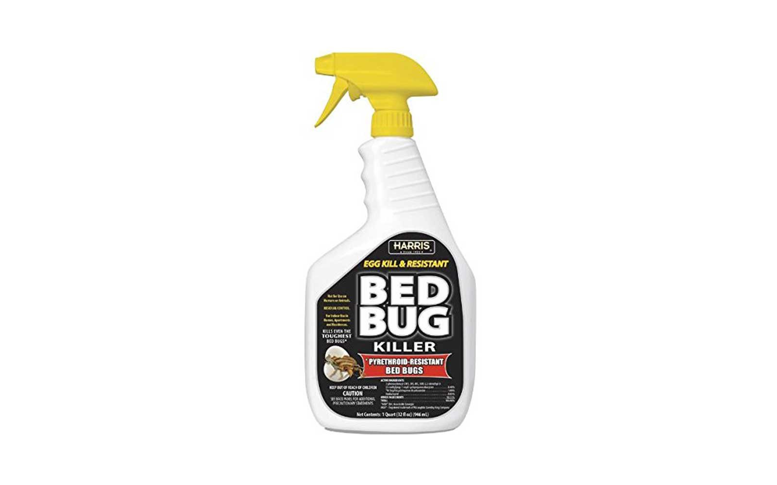 best bed bug spray harris
