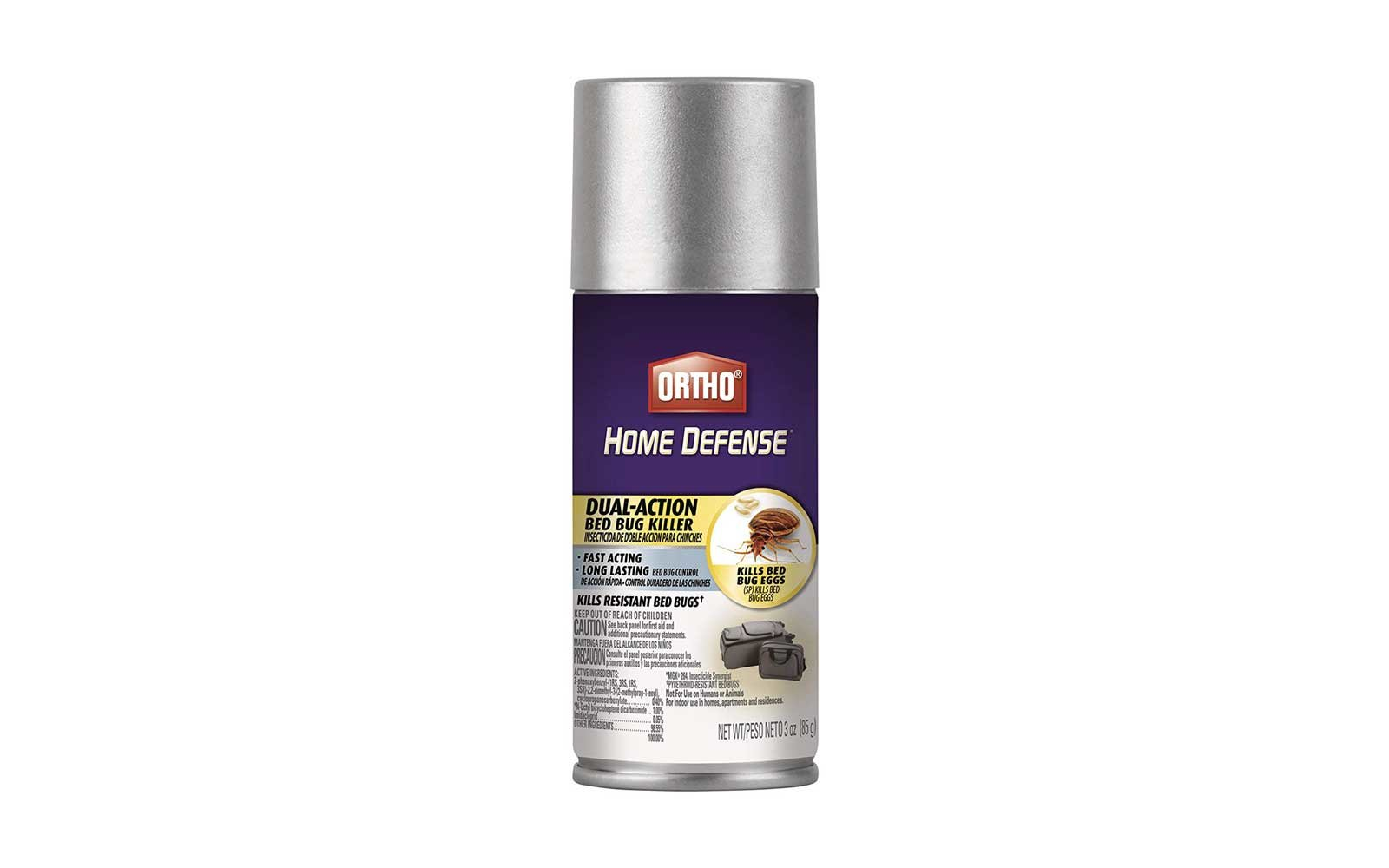 best ortho bed bug spray