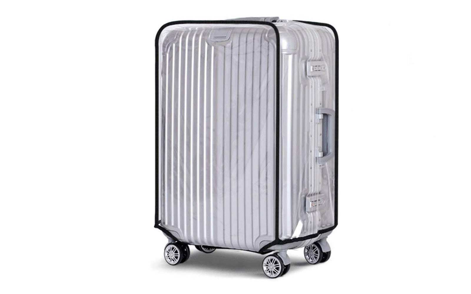a417ef034d59 The Best Luggage Covers for Protecting Your Suitcase | Travel + Leisure