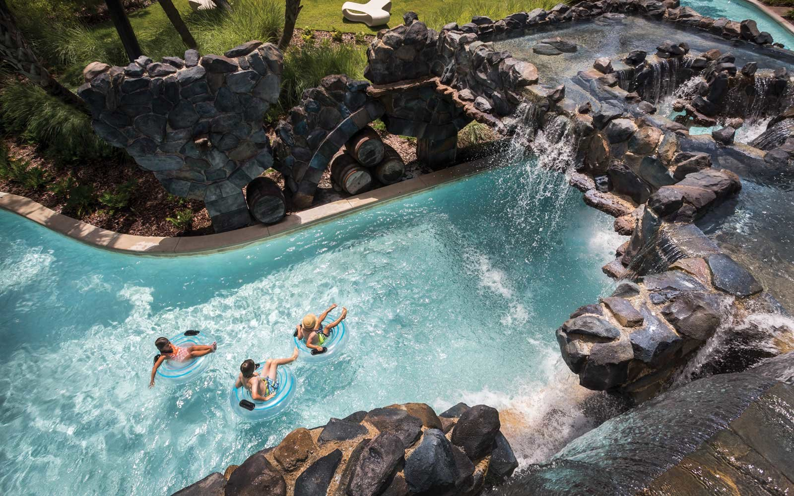 Lazy River at the Four Seasons Orlando Disney