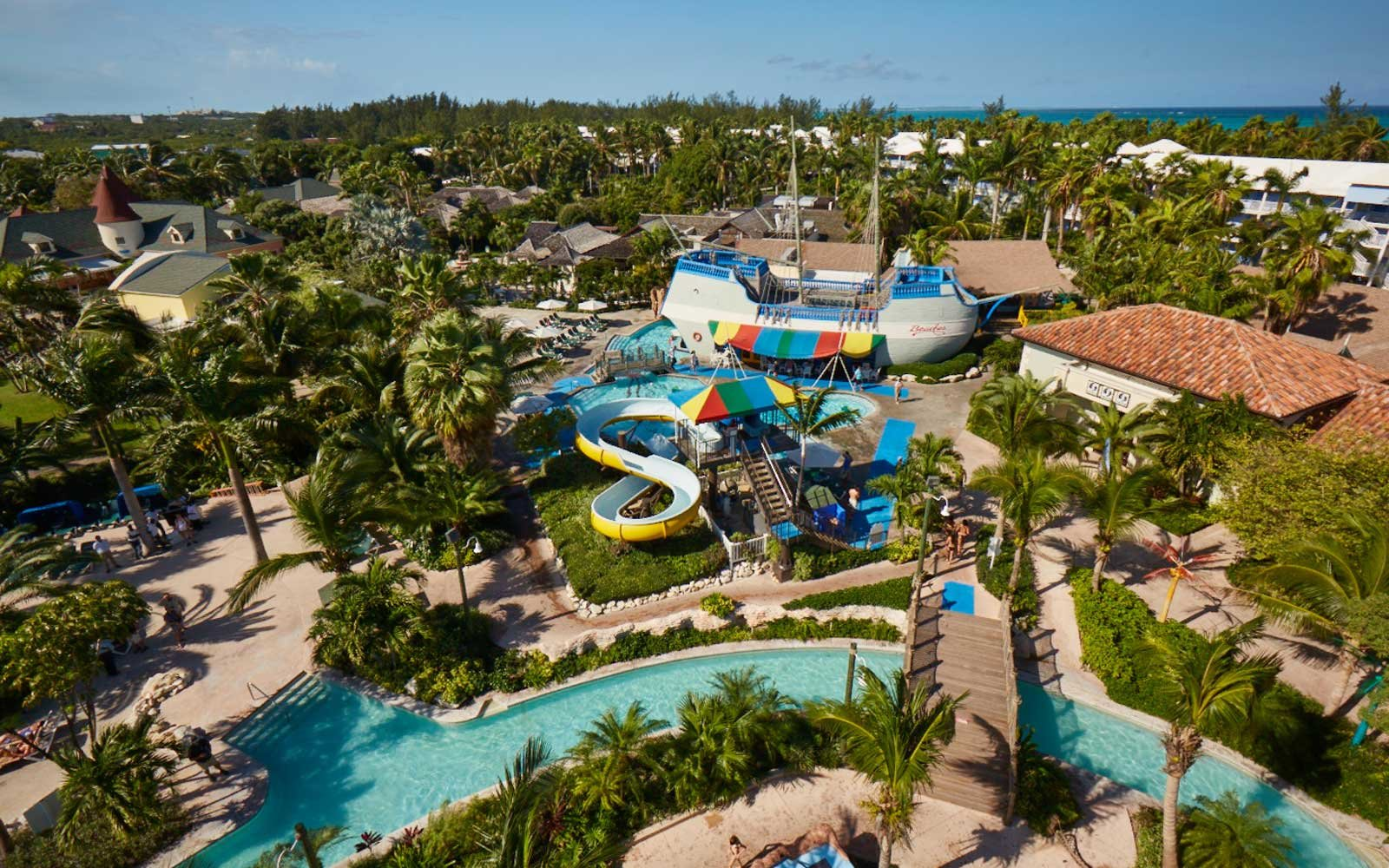 View of the Beaches Turks & Caicos Resort