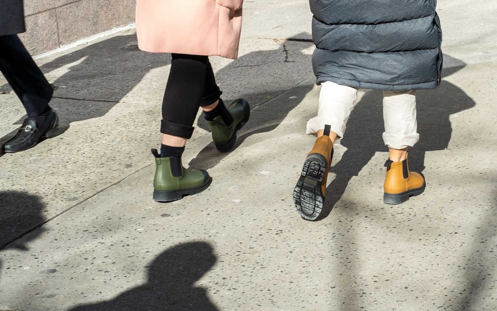 bf67ea9139ba7 Everlane Finally Made Rain Boots That Won't Ruin Your Outfit — and ...