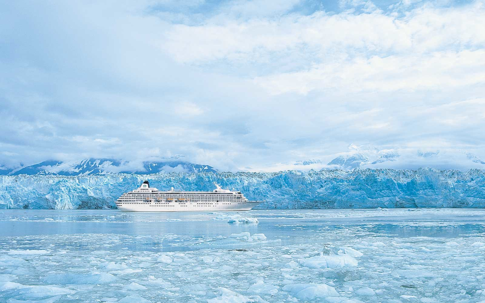 Crystal Symphony's Alaskan Discovery Cruise