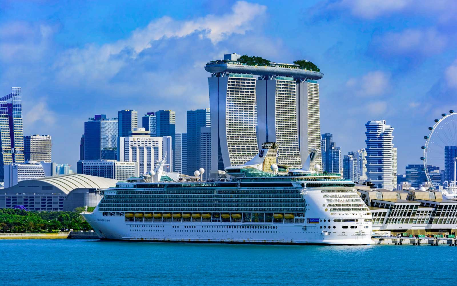 Royal Caribbean Spice Route Cruise