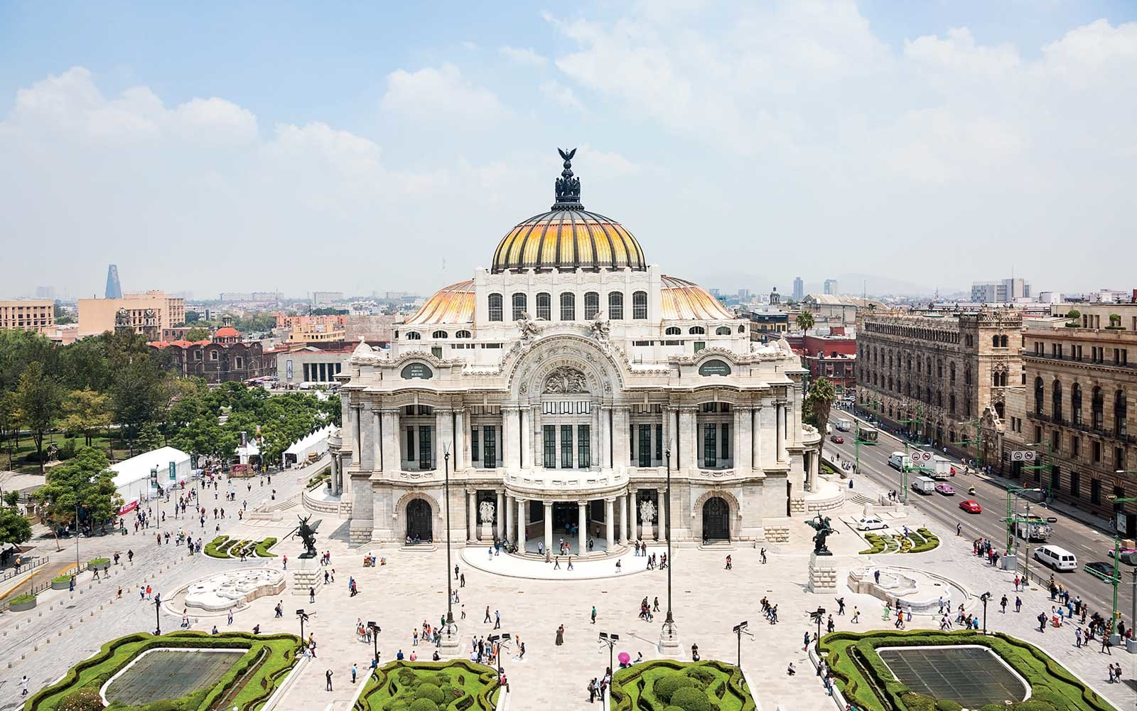 The Essential Neighborhood Guide to Mexico City | Travel +