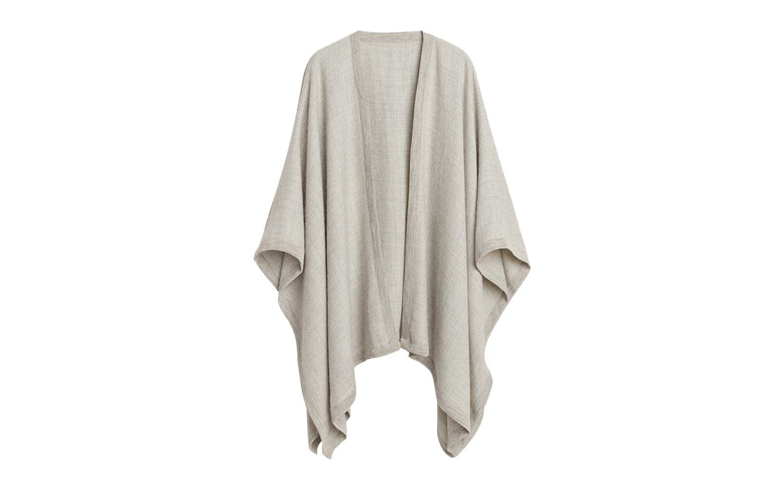 a21169d76912f The Best Travel Wraps, Ponchos, and Scarves | Travel + Leisure