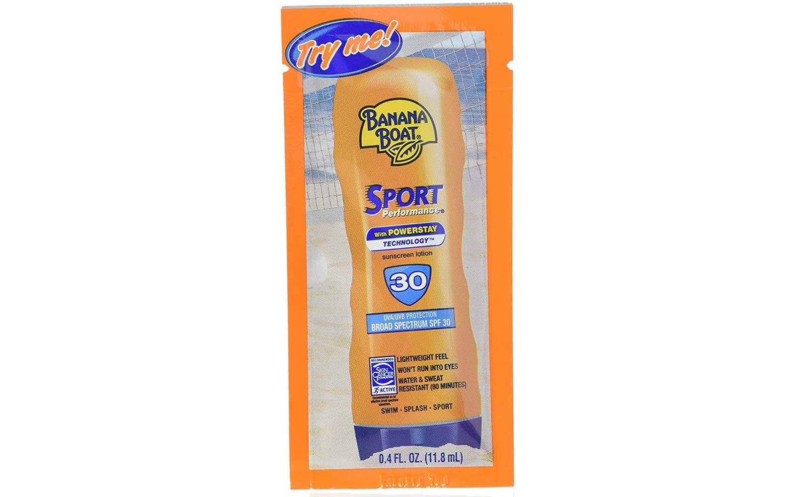 Banana Boat Sport Sunscreen