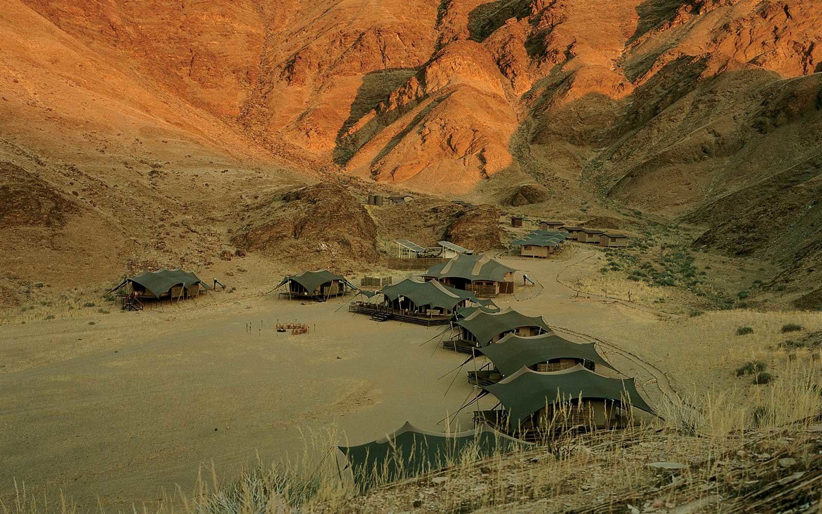 Hoanib Valley Camp, in Namibia