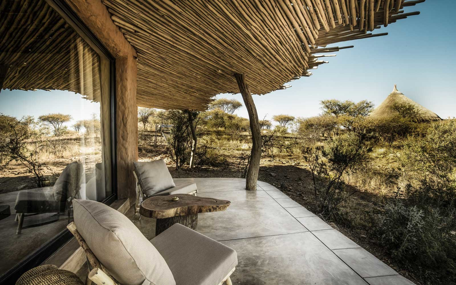 Omaanda Lodge, in Namibia